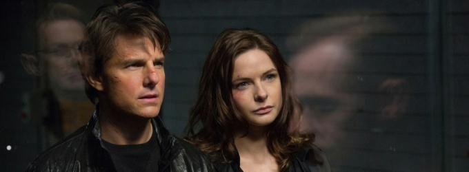 Photo Flash: First Look - Tom Cruise & More in New Images from MISSION: IMPOSSIBLE ROGUE NATION