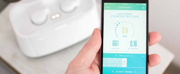 LEVL Fat Burning Measurement Device Available Nationwide
