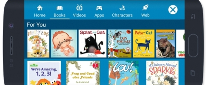 Amazon FreeTime Now Available on Android Phones and Tablets