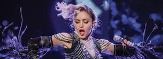 MADONNA: REBEL HEART TOUR to Premiere on Showtime, 12/9