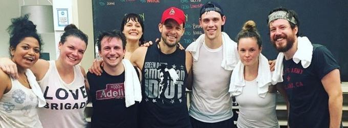 BWW Blog: Miranda Jackel - Broadway and Fitness Join Forces at Flywheel!