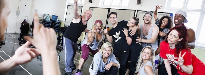 Photo Flash: In Rehearsal with EXPOSURE THE MUSICAL