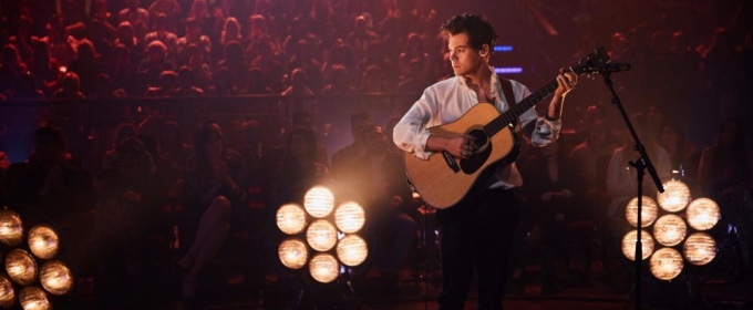 VIDEO: Harry Styles Performs New Song 'Two Ghosts' on CORDEN