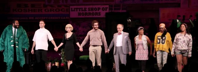 Photo Coverage: Jake Gyllenhaal,Ellen Greene,Taran Killam & More Take Opening Night Bows for Encores! LITTLE SHOP OF HORRORS!
