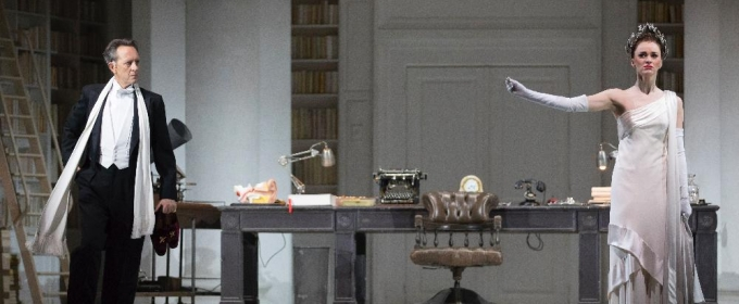 Photo Flash: Lisa O'Hare and Richard E. Grant Take the Stage in MY FAIR LADY at Lyric Opera