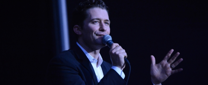 Matthew Morrison Chats Sondheim's 'Challenging' BUNUEL Melodies; Musical to Bow This Fall Off-Broadway