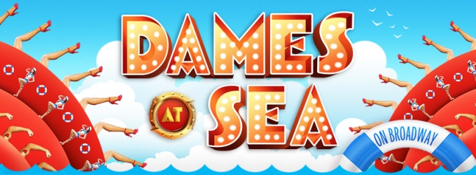 Breaking News: DAMES AT SEA Will Sail to Broadway This Fall; Opens at Helen Hayes Theatre This October!