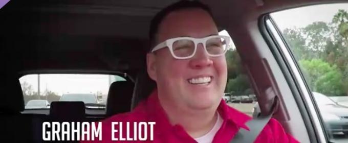 Graham Elliot to Host Season Two of Bravo Original Digital Series GOING OFF THE MENU