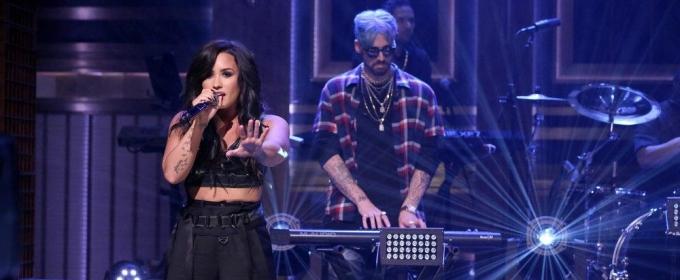 VIDEO: Cheat Codes Perform 'No Promises' ft. Demi Lovato on TONIGHT