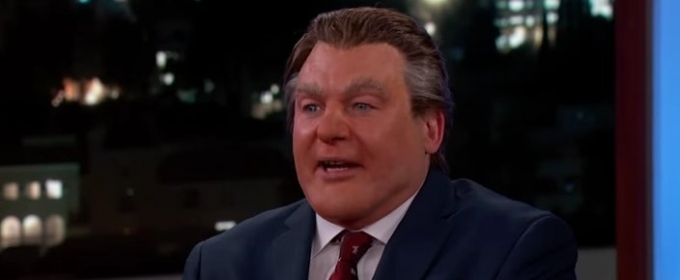 VIDEO: Mike Meyers Appears as New 'Gong Show' Host Tommy Maitland on KIMMEL