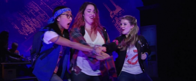 VIDEO: Get A First Look at FREAKY FRIDAY at Cleveland Playhouse