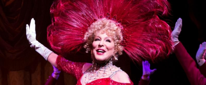 DVR Alert: HELLO, DOLLY!'s Bette Midler to Be Featured on CBS SUNDAY MORNING