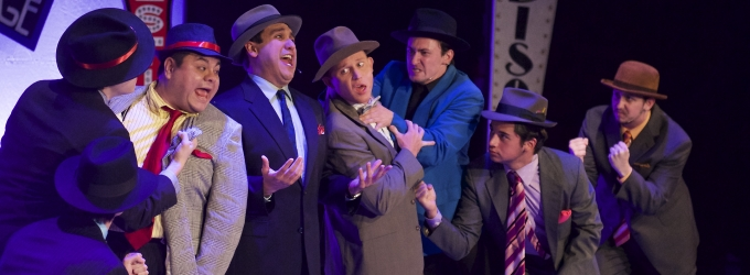 BWW Review: TexARTS Brings GUYS AND DOLLS to Life in Lakeway