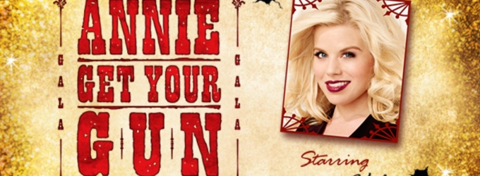 Breaking News: Andy Karl, Chuck Cooper, Judy Kaye, Brad Oscar, and Ron Raines Join Megan Hilty in ANNIE GET YOUR GUN; Second Performance Added!