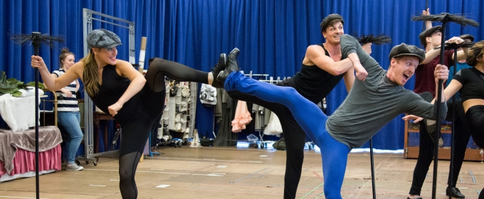 BWW TV: Step in Time with the Cast of Paper Mill Playhouse's MARY POPPINS!