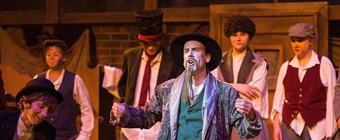 BWW Review: Penobscot Theatre Greets Holiday Season with OLIVER!