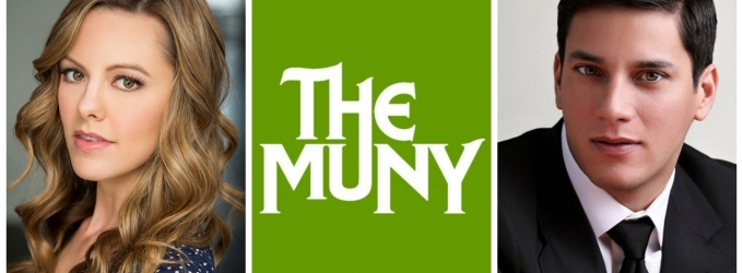 Kate Rockwell & Nicholas Rodriguez to Star in BEAUTY AND THE BEAST at the Muny