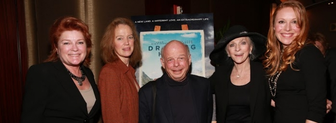 Photo Flash: Kate Mulgrew, Wallace Shawn and More at DRAWING HOME Film Screening