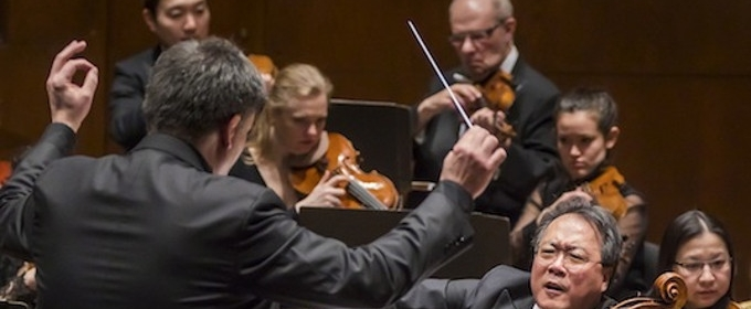 Review Roundup: NY Philharmonic With Cellist Yo-Yo Ma