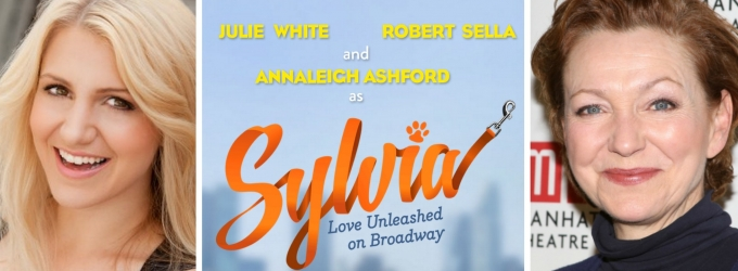 A.R. Gurney's SYLVIA Will Bow on Broadway This Fall; Annaleigh Ashford & Julie White to Lead Cast!