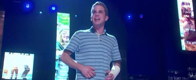 VIDEO: Ben Platt & Cast of DEAR EVAN HANSEN Perform 'Waving Through a Window' on THE TONYS