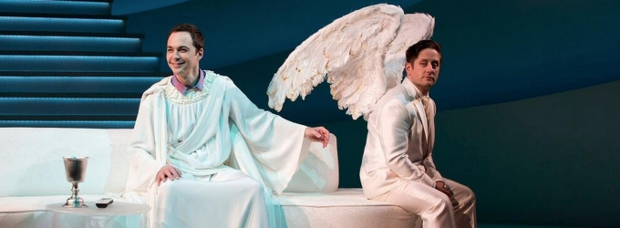 Review Roundup: AN ACT OF GOD Opens on Broadway - Updating LIVE!