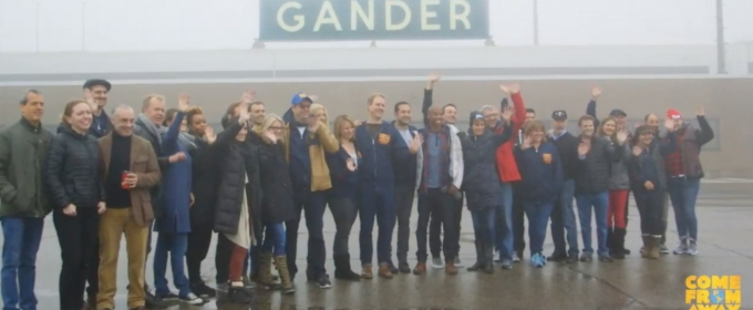 BWW Exclusive: Go Behind the Scenes of COME FROM AWAY's Great Gander Adventure!