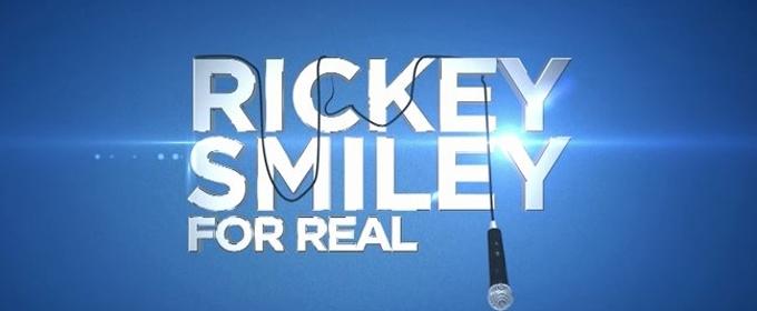 Sneak Peek: RICKEY SMILEY FOR REAL Returns to TV One for Season 4, 6/13