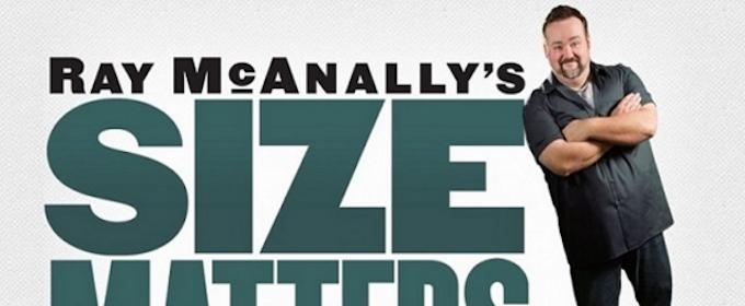 BWW Review: One Man Show SIZE MATTERS Now on DVD