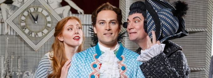 Photo Flash: Meet the Cast of THE RAKE'S PROGRESS at Pittsburgh Opera