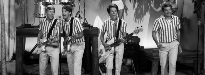 VIDEO: The Beach Boys (aka Kevin Bacon & Jimmy Fallon) Perform 'Fun Fun Fun'!