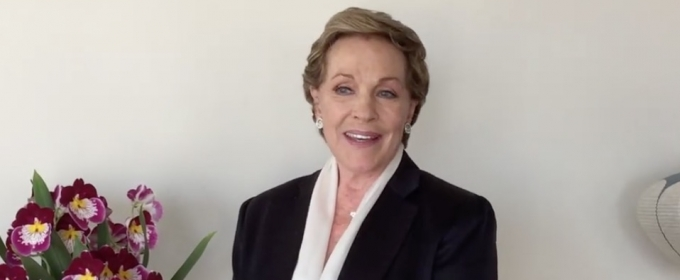 VIDEO: Julie Andrews Reveals Her All-Time Favorite Musicals!