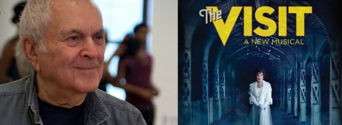 BWW EXCLUSIVE: 5 SONGS BY… John Kander On THE VISIT