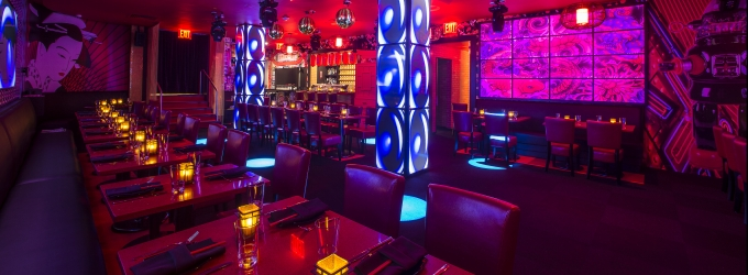 BWW Previews: SUSHI ROXX in Midtown East - New Tokyo Style Dinner Theater and Club