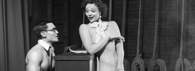 Photo Flash: BROADWAY BARES: TOP BOTTOMS OF BURLESQUE Unveils Sultry New Promo Shots