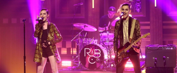 VIDEO: Rebel and a Basketcase Make TV Debut with 'Today' on TONIGHT SHOW