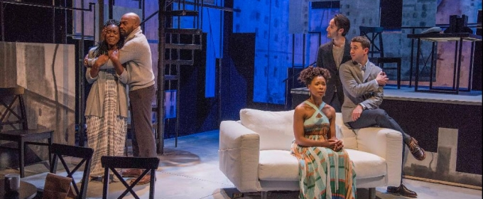 BWW Review: THE GIFT HORSE: Obehi Janice Sparkles in Lydia Diamond's Early Play