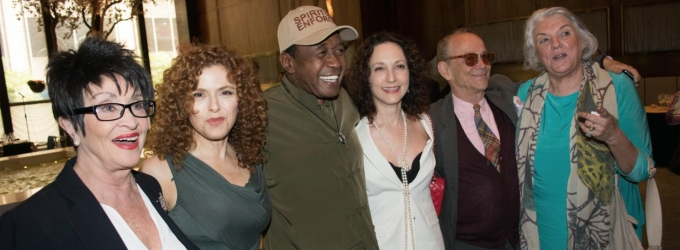 Broadway Loves Chita! Stars Gush Over THE VISIT Legend at Lunch