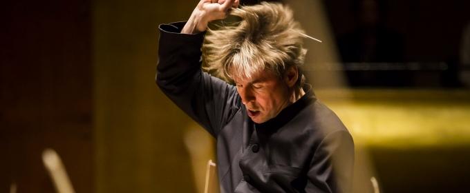 Esa-Pekka Salonen to Conduct Davies's FOREST, Stravinsky's FUNERAL SONG & Strauss's ALSO SPRACH ZARATHUSTRA