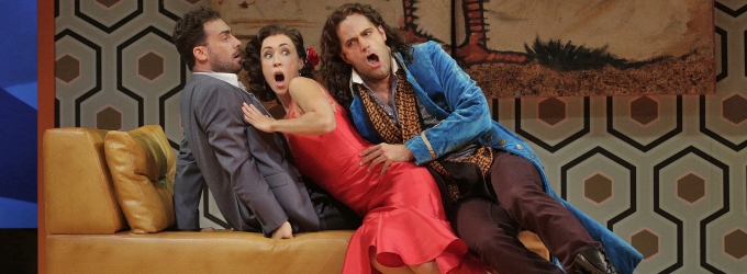 BWW Reviews: Opera Theatre of St. Louis' Unique and Amusing Take on THE BARBER OF SEVILLE