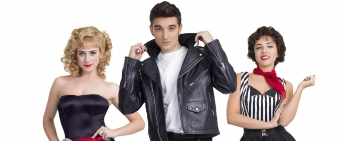 Full Casting Announced for GREASE Starring Tom Parker and Danielle Hope