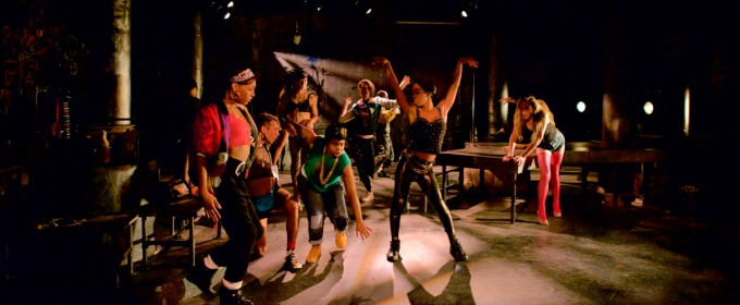 Photo Flash: First Look at Vertigo Theater Company's STREET CHILDREN at New Ohio Theatre