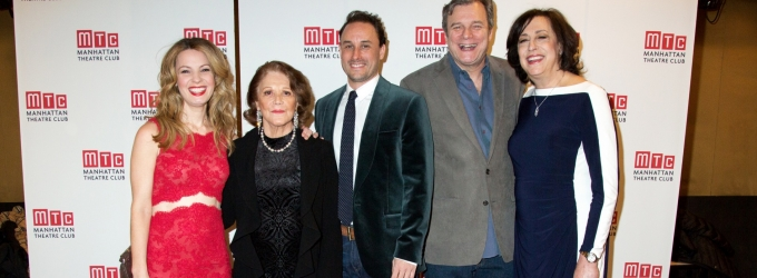 BWW TV: Go Inside Opening Night of OUR MOTHER'S BRIEF AFFAIR on Broadway!