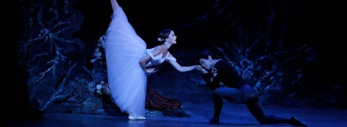 BWW Review: GISELLE Opens LA Ballet's 10th Season Celebrating the Great Romantics