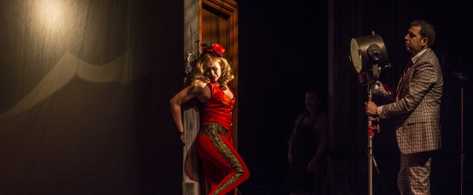 BWW TV: Watch the Melodrama Unfold in Highlights from DESTINY OF DESIRE at the Goodman