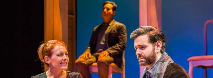 BWW Reviews: BETRAYAL at Zoetic Stage