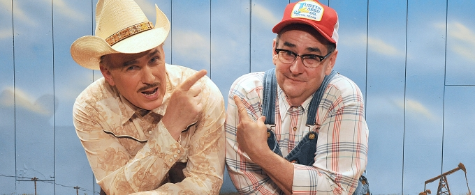 BWW Interview: Stars Of CityRep's A TUNA CHRISTMAS On The Southern-Fried Charm Of Their Special Holiday Show