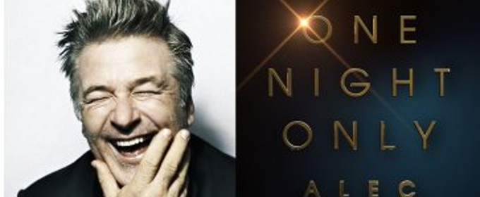 Spike TV to Present Original Comedy Tribute Event ONE NIGHT ONLY: ALEC BALDWIN