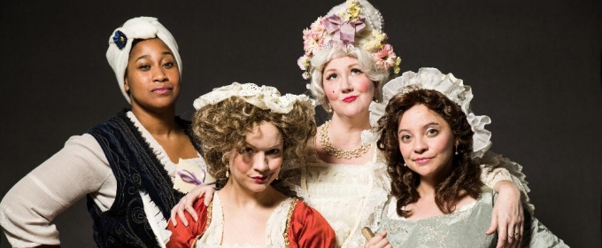 Photo Flash: Meet the Cast of Lauren Gunderson's THE REVOLUTIONISTS at Shrewd Productions