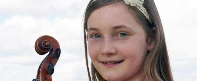 11 Year Old Composer Presents CINDERELLA Opera in Vienna